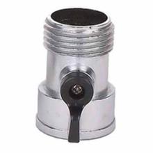 Соединительная муфта для цинкового шланга OEM с клапаном