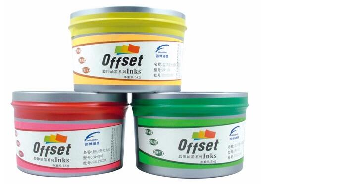 offset ink resin