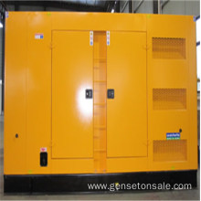 225kVA Cummins Soundproof Diesel Generator Set ETCG225