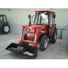 TZ03D four in one bucket front end loader