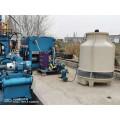 Cisaille hydraulique de portique de tube de plaque de rebut de déchets industriels
