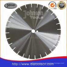 Cuchilla circular de corte circular de 350mm: Cuchilla de corte para hormigón armado