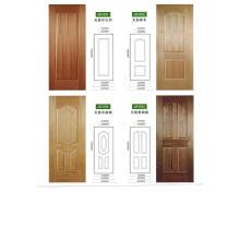 Pele da porta 820X2150X3mm / pele da porta Design / pele porta da melamina