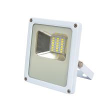 2017 Precio de fábrica Alta calidad 10W LED Floodlight Driverless White Housing