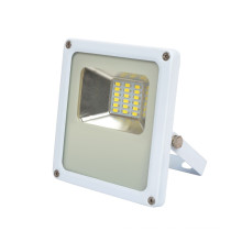 2017 Factory Price High Quality 10W LED Floodlight Driverless White Housing