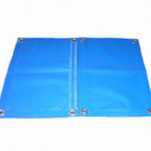 Tarpaulin/Curing Blankets, Made of HDPE Woven Cloth