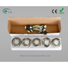 Tiltable LED Recessed Down Light MR16 GU10