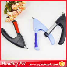 Best Quality for Pet Nail Clipper pet nail clean scissor supply to Bhutan Factory