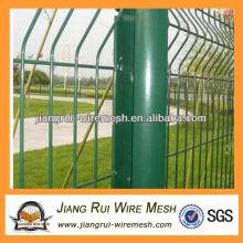 Heavy gauge pvc revestido malha de arame soldado (fabricante da China)
