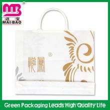Werbungsgabel-Ohrplastikverpackungsbeutel des kundenspezifischen Designs