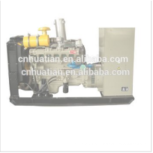 Weifang 58kw/79hp /1500rpm Water-Cooled Gas Generator set
