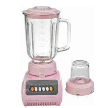 Home appliance kitchenware glass jar electric fruit blender