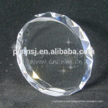 High Quality Blank Crystal Glass Block For Lser Engraving