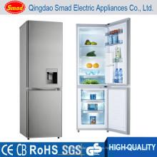 Puerta doble Combi Best refrigerador refrigerador compacto con dispensador de agua