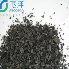 Carvão ativado granulado para purificação de água