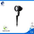 Strong corrosion waterproof 6W outdoor spike lamp