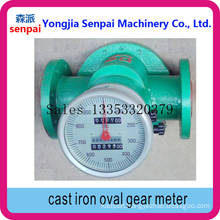 Ogm-I-50/80/100 Cast Iron Oval Gear Meter