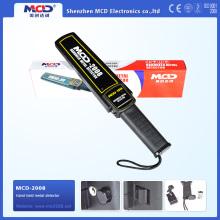 High Sensitivity Handheld Metal Detector