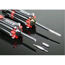 Chinesische Hersteller Multi-Schraubendreher-Fackel mit LED-Licht