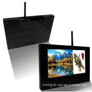10.2 Inch Calendar Lcd 50hz, 60hz Multi - Language 3g Digital Signage For Property Brokers M1002d-3g