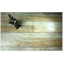 12.3mm AC4 Hand Scraped Oak V-Grooved Laminate Floor