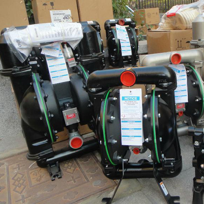 Diaphragm Pump Pneumatic Device