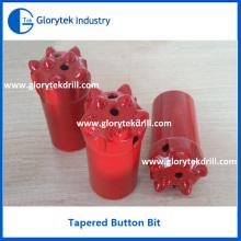 Boutons de perçage des boutons de fil