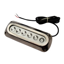 6X3w CREE LED Superfície de montagem Marine Light