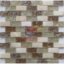 Stone Mix Cracked Crystal Mosaic (CC152)