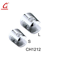 New Design Glass Accessories Glas Door Clip (CH1212)