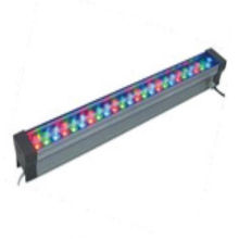 18w Ip66 1000 * 65 * 71mm High Power Color Changing Outdoor Rgb Led Wall Washer Lights