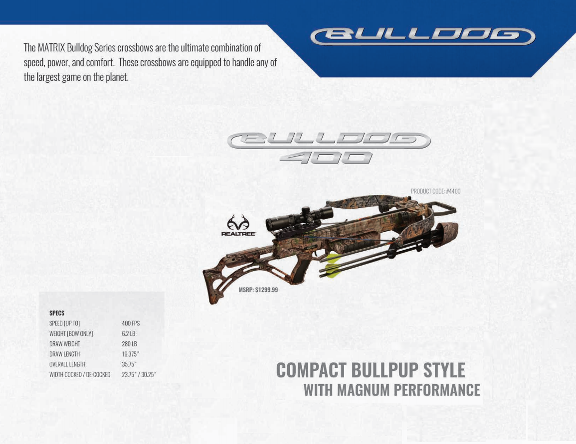 Sturdy Crossbow