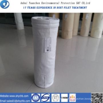 Saco de filtro da poeira de PTFE para o central elétrica a carvão com amostra grátis