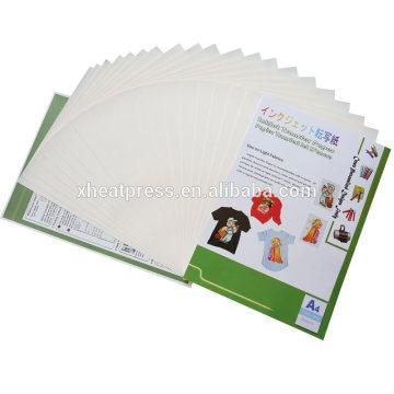 hot peel high tension Dark inkjet heat transfer paper