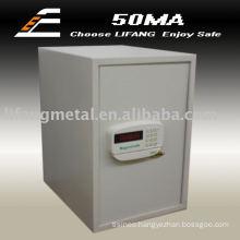 Magnetic card safe