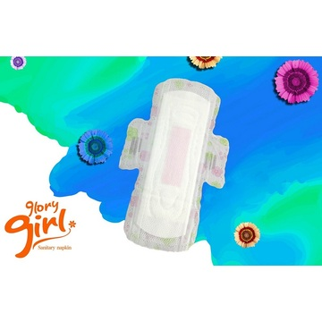 New Anion Penyerap Anion Sanitary Pad