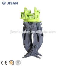 Hydraulischer Eimer, drehend, Blockgreifer