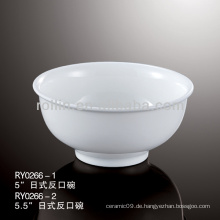 Japanische Art Hotel & Restaurant Geschirr, Keramik Schüssel