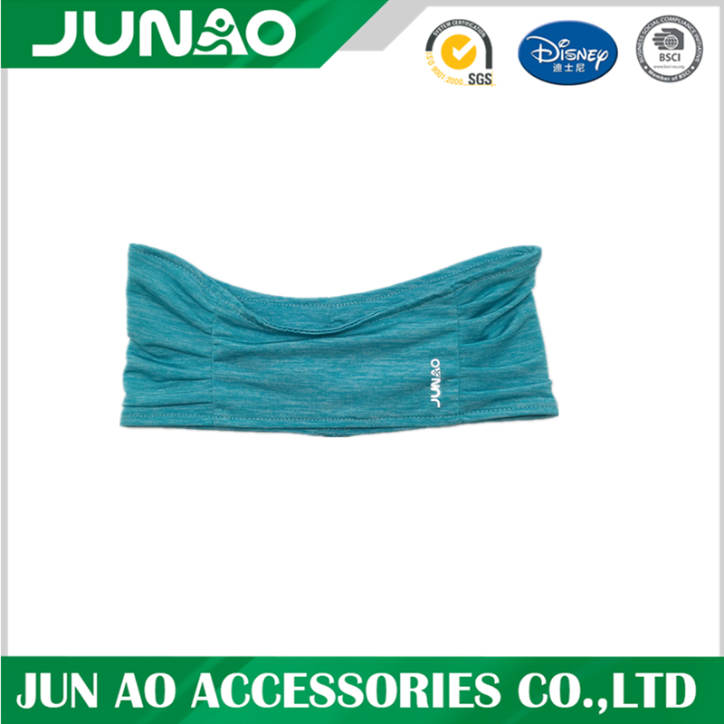 High quality elastic headband & wristband