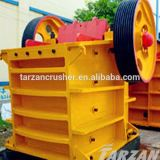 2015 new type jaw crusher and rock crusher in india