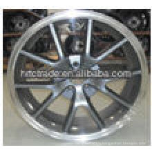 silver beautiful replica bbs alloy rims for sale