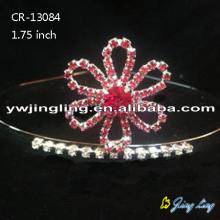 Rhinestone Flower Crowns For Kids
