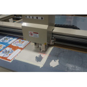 Aoke Automatic Computer Controlled Cutting System Corflute Sample Maker Cutter Plotter Machine