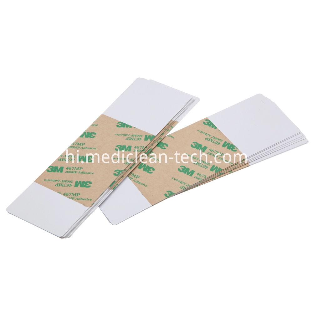 Adhesive Cleaning Cards