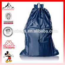 Drawstring Mesh Bag Ventilator Equipment Gym Bag