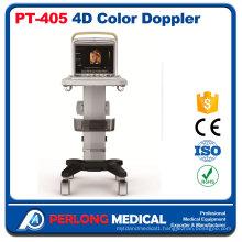 PT405 Portable Color Doppler Ultrasound Diagnosis Machine