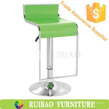 Hot Sale Bar Stool Chair acrílico Step Stool Fabricante na China