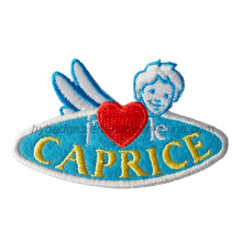 Custom Embroidery Patch, Woven Colorful Badge (GZHY-PATCH-005)