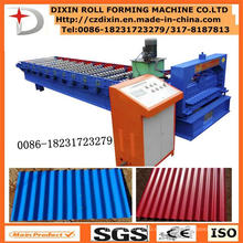 Dx Profil Dachblechmaschine
