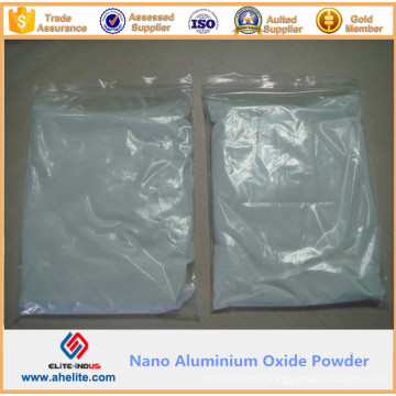 High Purity 99.999% Nano Aluminium Oxide Powder Al2O3